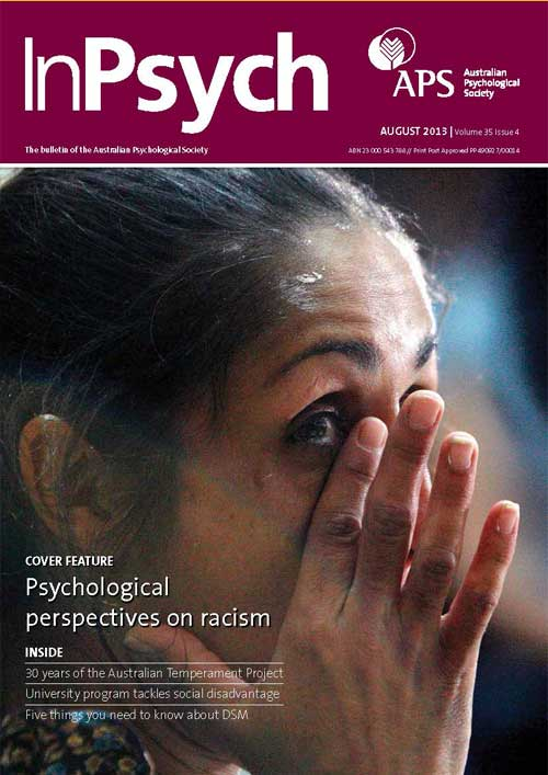 The Psychologist Magazine August (The Psychologist 2013)