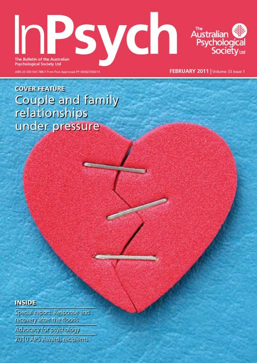 Ethics and the practice of couple and family therapy | APS